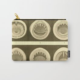 Vintage Cephalopod Mouths Carry-All Pouch