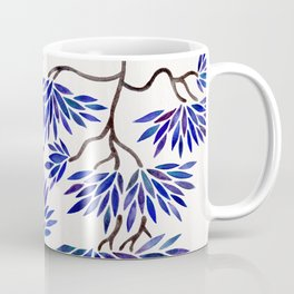 Bonsai Tree – Navy Palette Coffee Mug