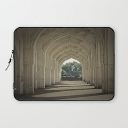 Arched colonnade Laptop Sleeve