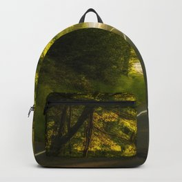 Seven Lakes Drive in Autumn Backpack