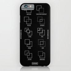 Pathfinder iPhone 6s Slim Case