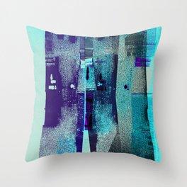 City Lights Throw Pillow