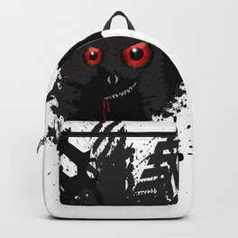 The Little Creep That Lives Under The Bed. Backpack