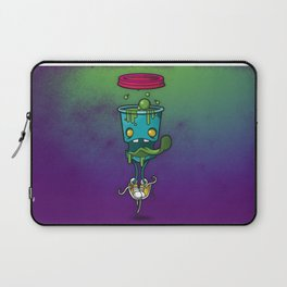 Zombie Coffee Laptop Sleeve