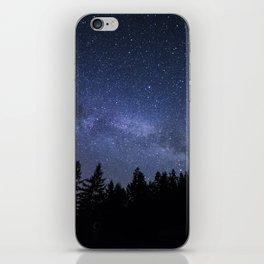 Pines of Sagittarius A iPhone Skin
