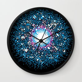 Gaming Supernova - AXOR Gaming Universe Wall Clock