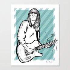 jess abbott Canvas Print
