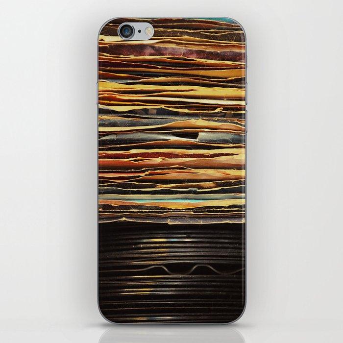 Sunrise Records iPhone Skin