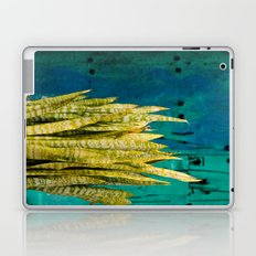 Blue Green Gran Canaria Colors Laptop & iPad Skin
