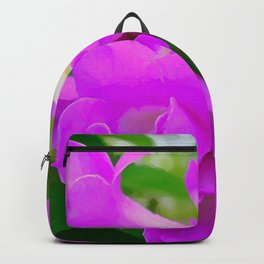 Trumpet Flower 1 Backpack