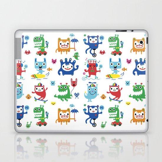 Monster Love Laptop & iPad Skin