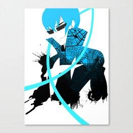 Cyber King Canvas Print