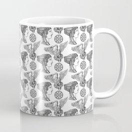 Empire Style Pattern Coffee Mug