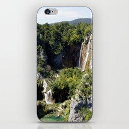 Plitvice Lakes National Park iPhone Skin