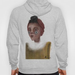 Paulina, the Clown Hoody