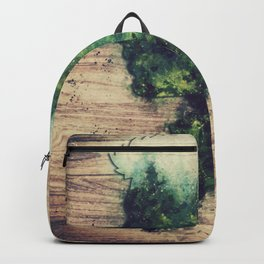 Forest Emerald Backpack