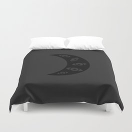With eyes Duvet Cover