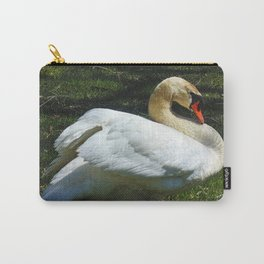 Awakening Powers of the  Swan Carry-All Pouch