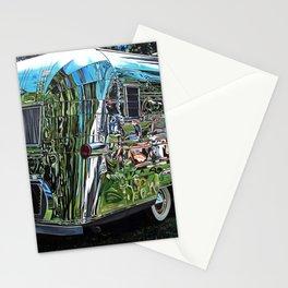 1959 Streamline Trailer Stationery Cards