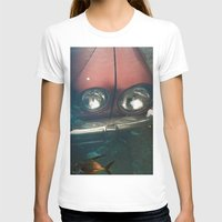 wreck it ralph T-shirts featuring Underwater Wreck by Lucas Brown