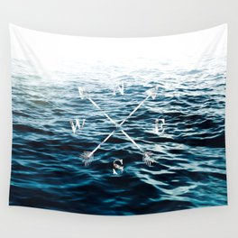 Winds of the Sea Wall Tapestry