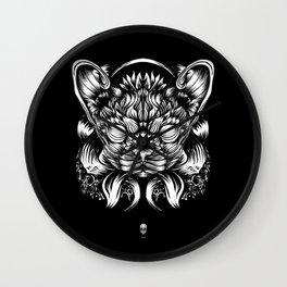 Cat or dog? Wall Clock