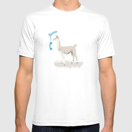 llamame T-shirt