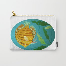 Fantasy Goldfish Carry-All Pouch