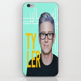 Time 4 Tyler Oakley  iPhone Skin