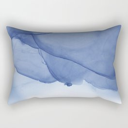 Ocean Ink Rectangular Pillow