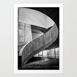 Spiral (Tate Modern, London) Art Print