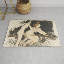 WITCHES - JEAN VEBER  Rug