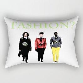 Fashion? Rectangular Pillow