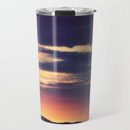 Sunset 01 Travel Mug