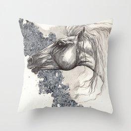 Quicksilver Throw Pillow
