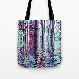 PEACE TREE-TY Tote Bag