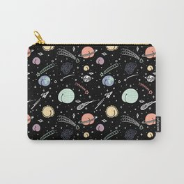 Asstronomy Pattern Carry-All Pouch