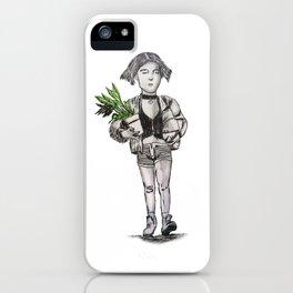 mathilda professional iPhone Case