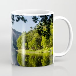 The River's Reflection Coffee Mug