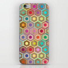 Colored Pencils iPhone & iPod Skin