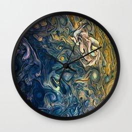 Exploring Jupiter Wall Clock