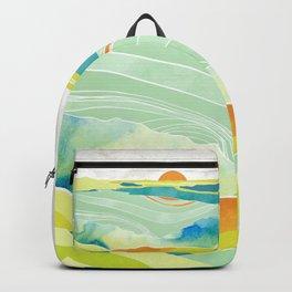 Moss Hills Backpack
