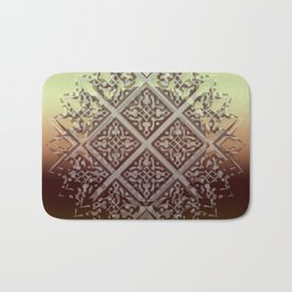 A Fantasy with Graphic Skull Play Bath Mat