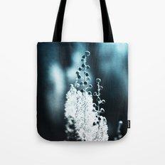 Blue Ghost Tote Bag