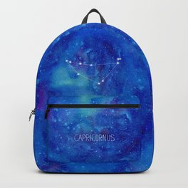 Constellation Capricornus Backpack