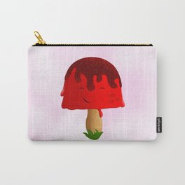 Frozen Mushroom Carry-All Pouch