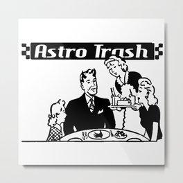 Astro Family Metal Print