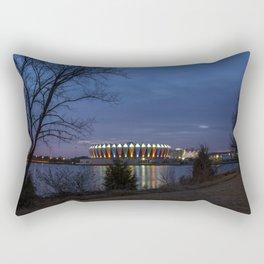 Hampton Coliseum I Rectangular Pillow