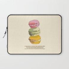 Sweet Macarons Laptop Sleeve