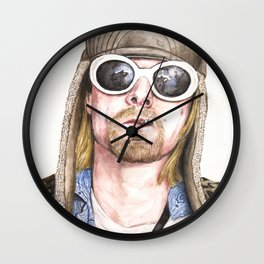 Pennyroyal Tea Wall Clock